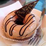 オペラ - 料理写真:オペラの生ドーナツ(チョコレート)260円