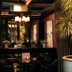 yebisu gogo cafe - おひとり様でも寛げるプライベート感のあるソファー席