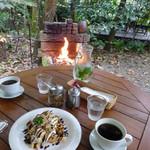 森の時間 - コーヒーと一緒に♪