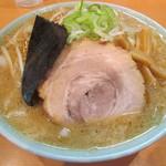 ふじ亭 - 特製野菜みそラーメン