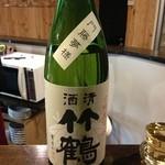 32397454 - 竹鶴 合鴨農法米 純米酒 門藤夢様