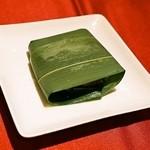 中華 うずまき - 2014.11 本日の肉料理(鴨の挽き肉)