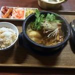 大阪一  - KARA定食1200円税抜