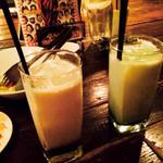 コインズ バー - カルーアミルク 抹茶ミルク