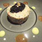Mori - キャビアとカニ味噌風味のズワイ蟹