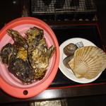 ウミコヤ38 - 牡蠣、ホタテ、はまぐり