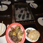 ウミコヤ38 - 牡蠣、ホタテ、蛤
