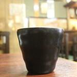 神田錦町 更科 - お茶