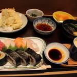 和膳 松たに - 天ぷら寿司ランチ