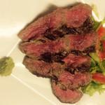 Italianバル HOME笹塚 - サーロインステーキ