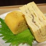 Sobaizakayamangetsu - 玉子焼き