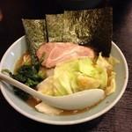 麺家 ばく - キャベツラーメン(800円)
