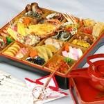 侍寿し - 料理写真:おせちオードブル