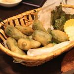 32406464 - スペイン産 青唐辛子のフリット (2014/10)