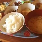 ホテルセレクトイン敦賀レストラン - 料理写真:朝食