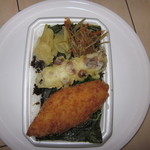ほっともっと - 料理写真:海苔弁当320円