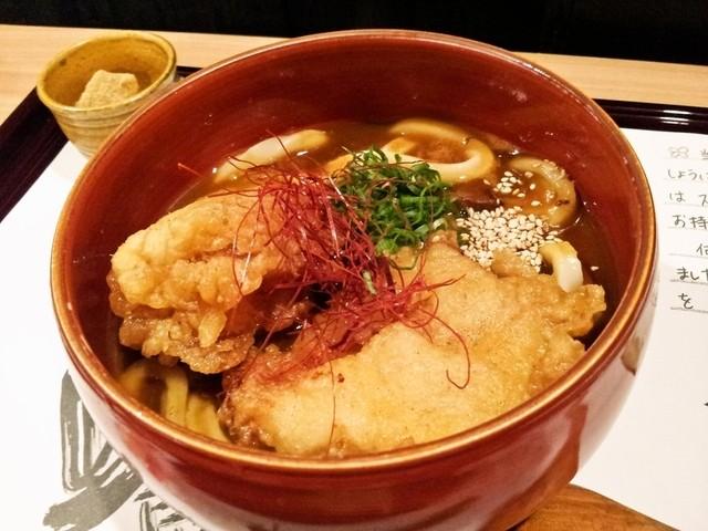 麺喰 - 麺喰風カレーうどん