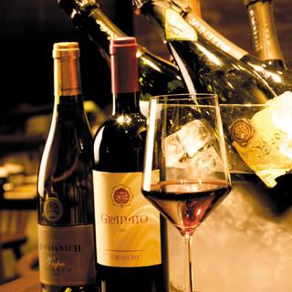 イタリア直輸入、イタリアフランスなど名醸ワイン800種類