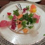 オランジェリー - 【2014-10】海の幸のサラダ'みやぎ'