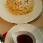 Moke's Hawaii - バナナパンケーキ