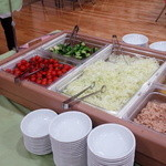 光雲閣 - 新鮮な野菜