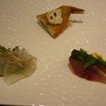 32412403 - 魚介の前菜