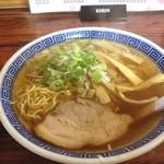 ひさみなと食堂 - 拉麺@600