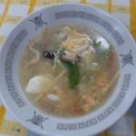 とくみ - (2014-11-8)玉子スープ350円