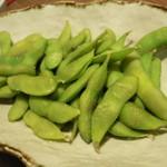炭旬 - 茶豆