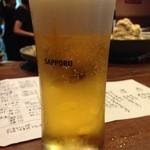 太郎屋 - おちかれビール