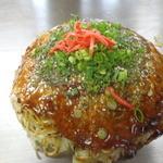 しんお好み焼 - 料理写真:玉そばW730円(肉無し)