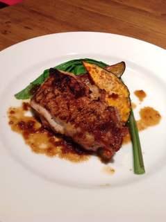 イタリアンBambu - 三浦野菜とお肉のランチ♪ 【信玄鶏のグリル】