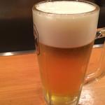 32417050 - 生ビール(480円)