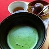 青岸寺 - 料理写真:お薄と季節の菓子