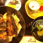 丸よ - 上鰻丼