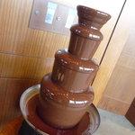 ロビー・ラウンジ - ☆これが楽しみだったんですよ~チョコレートファウンテン☆