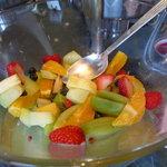 ロビー・ラウンジ - ☆あぁーフルーツも食べたかったなぁ☆