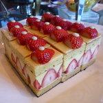 3242645 - ☆苺とカスタードのケーキ(≧▽≦)/~♡☆