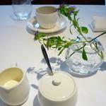 アロマティコ - テーブル上