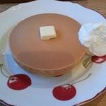 エシュロンティーハウス - 料理写真:究極のホットケーキ