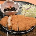 とろ麦 - 2014/11 ロースかつ 1,080円