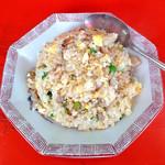 牡丹江 - チャーシュー炒飯 ¥600