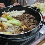 丹波の宿 恵泉 - 第2段は野菜を盛り込んでほっこりの始まり