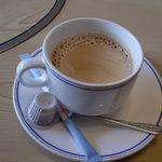 海舟寿し - 食後のコーヒー