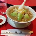 鳳華 - スペシャル坦々麺