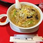 鳳華 - 酸辣湯麺