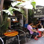 チャタンコーヒー カフェストリート -