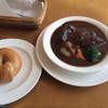 鹿料理ランチレストラン 屈斜路原野 - 料理写真:えぞ鹿の赤ワイン煮(¥1200)○