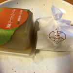 32432207 - 茶巾絞りの栗きんとんときんとん羹