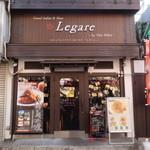 Casual Italian & Pasta LEGARE(レガーレ) - 外観(2014年11月来店)